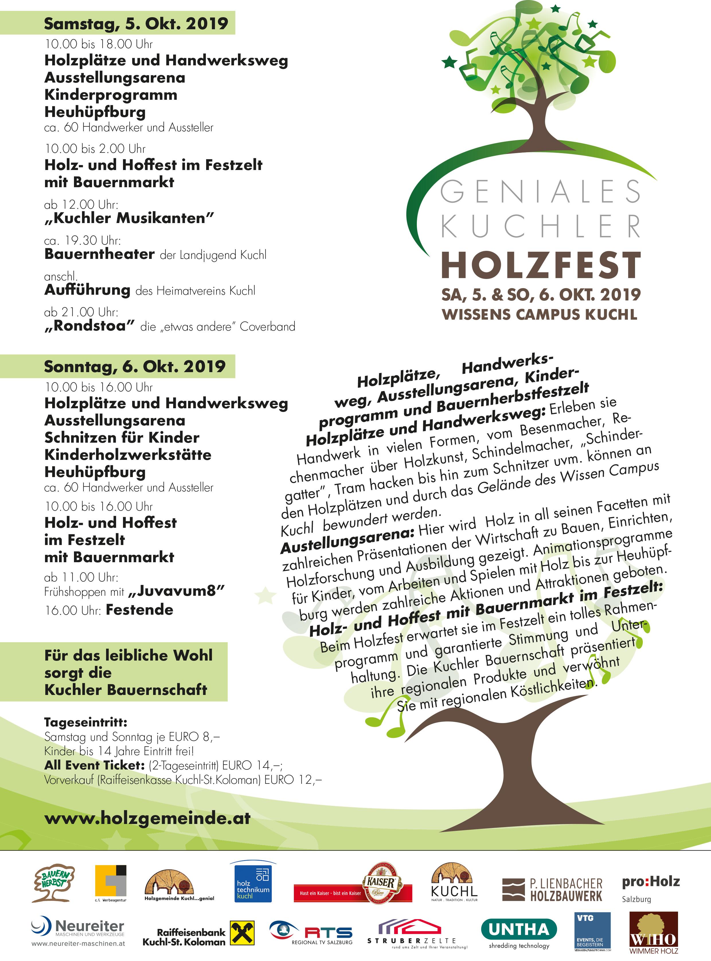 Liste der Veranstaltungen in Tennengau - carolinavolksfolks.com